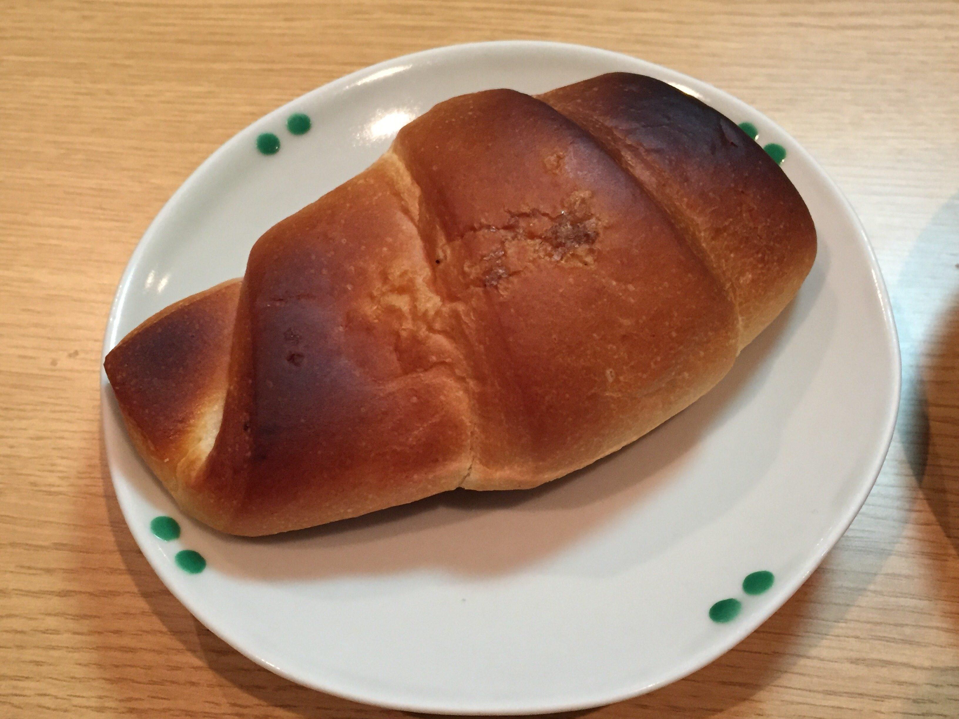 志津屋 四条烏丸 塩パン