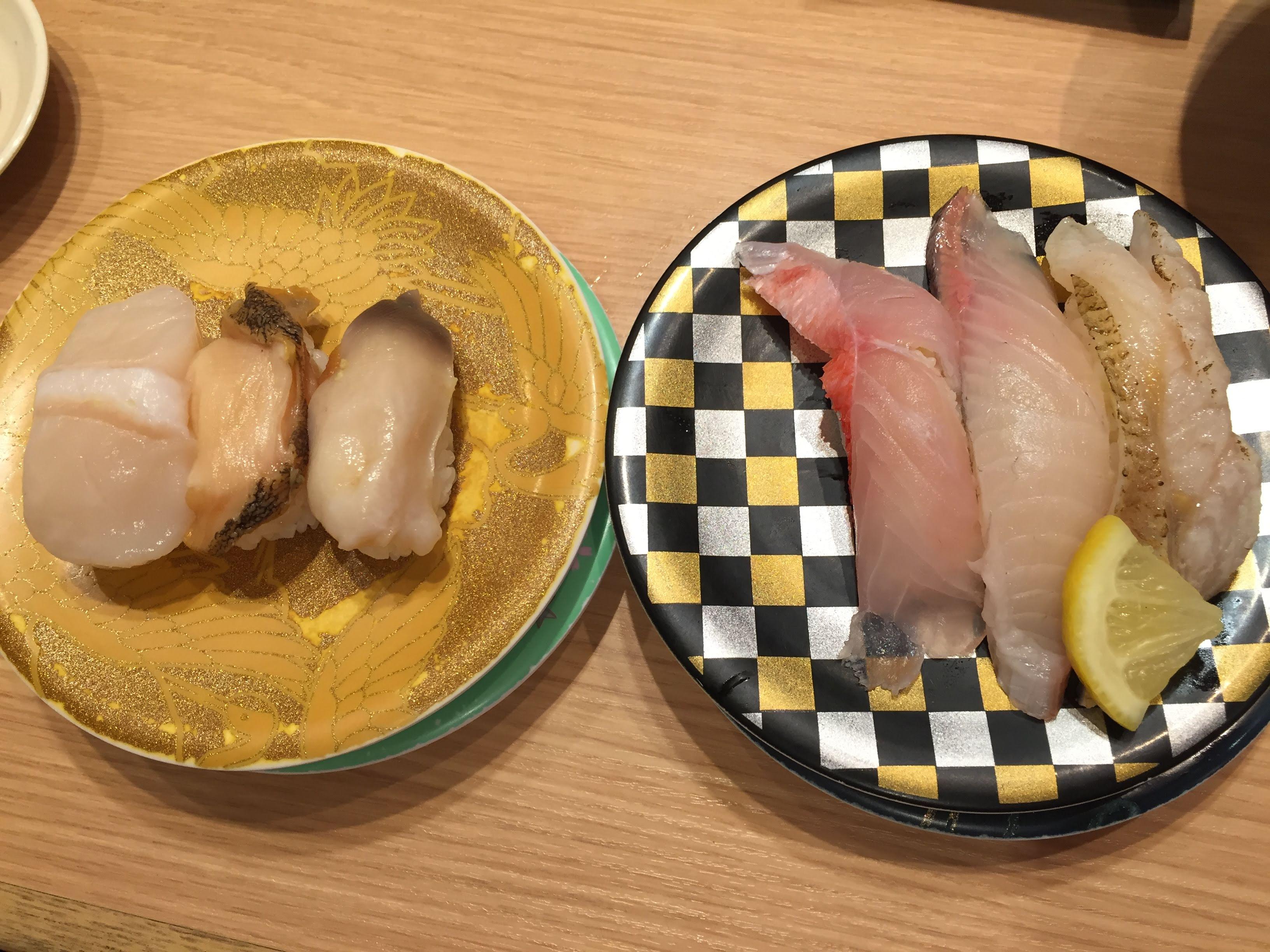 函太郎 グランフロント大阪 回転寿司