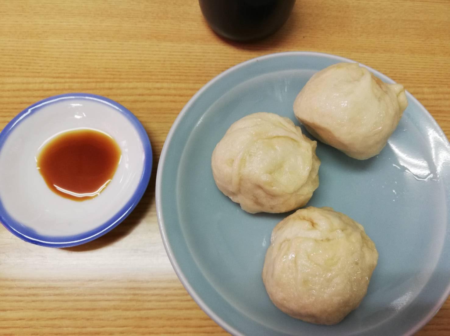 老祥記 豚饅頭 南京町