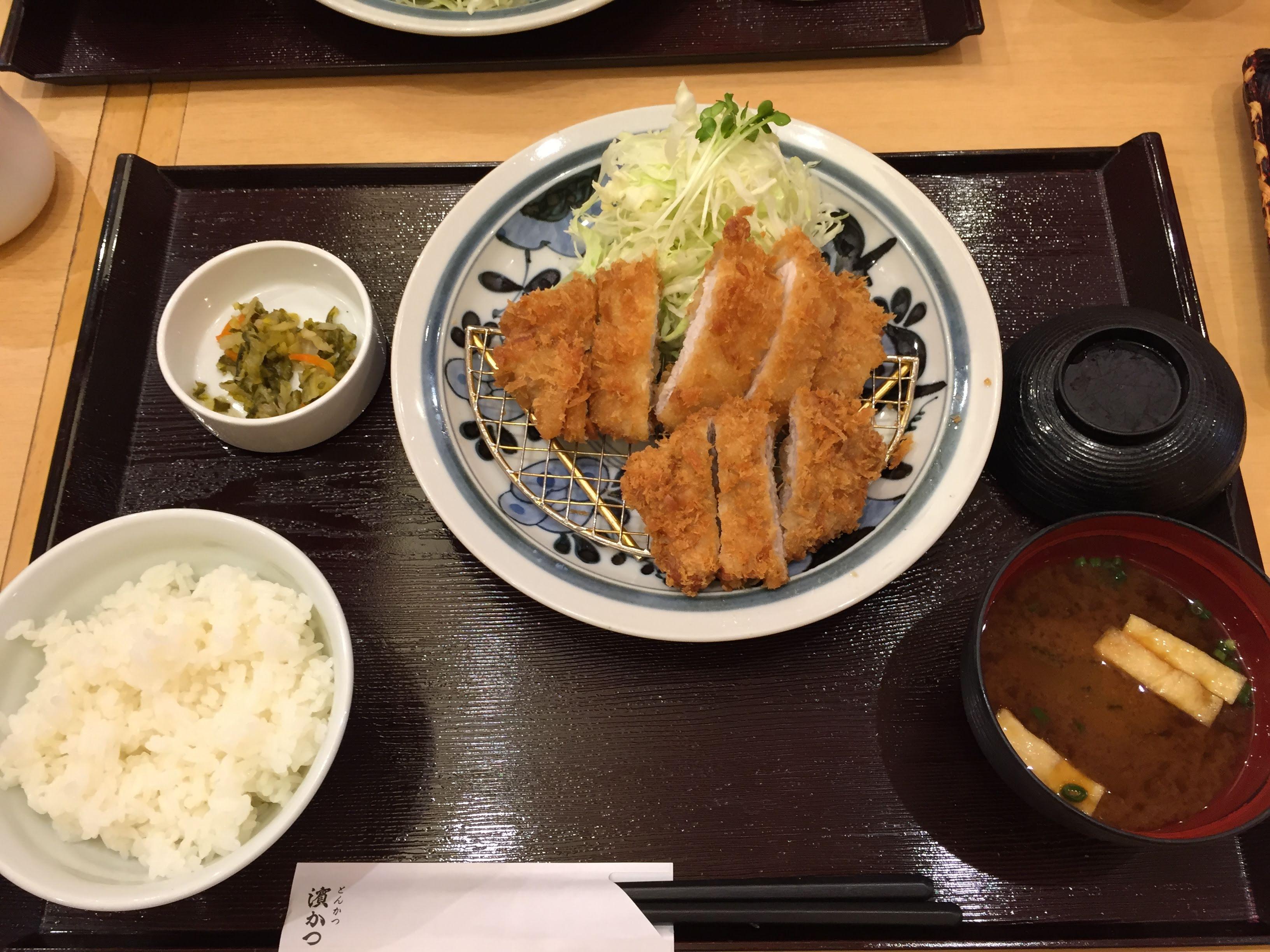 とんかつ濱かつ イオン神戸北店