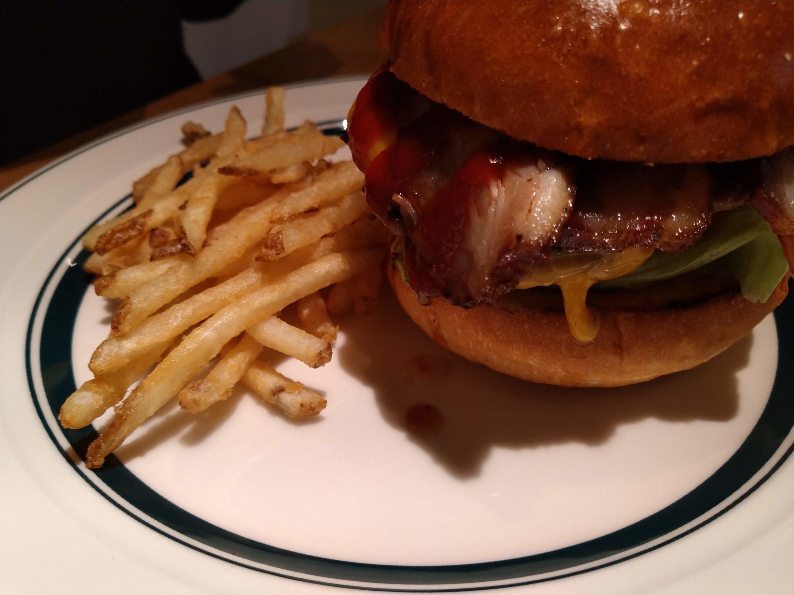 ザ ハンバーガー 北大路
